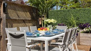 Exterior Design — How To Create The Ultimate Outdoor Dining Room