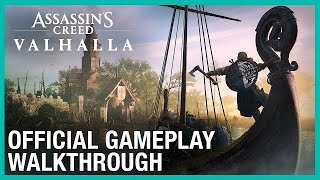 Assassin's Creed Valhalla- Official 30 Minute Gameplay Walkthrough (2020)