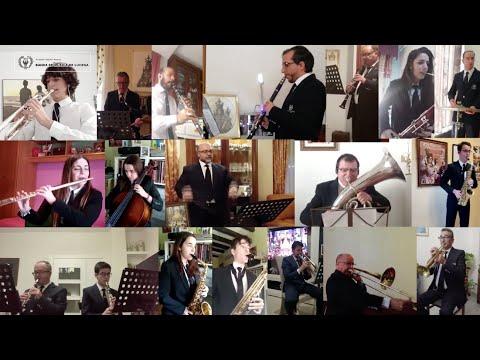 VÍDEO: Así suena el Himno Oficial a María Stma. de Araceli por la Banda de Música de Lucena desde el confinamiento