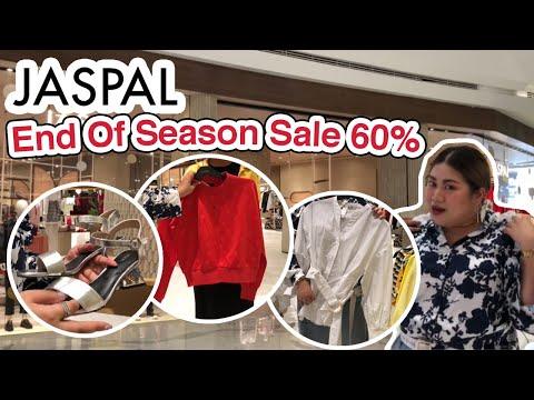 เฟียร์ซพาช้อป Jaspal End Of Season Sale 60% ของแน่น เริ่มต้นหลักร้อย!!