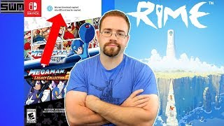 News Wave! - Capcom Cheaps Out On Mega Man Switch And Did Rime Get Fixed?