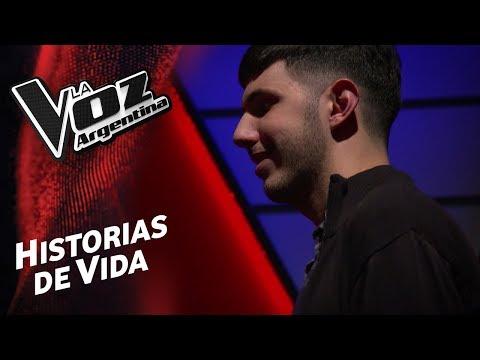 ¡Conocé a Lucas Belbruno! - La Voz Argentina 2018