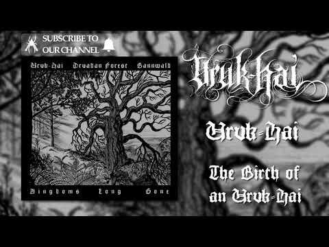 Uruk-Hai - The Birth of an Uruk-Hai - Kingdoms Long Gone [new song 2020]