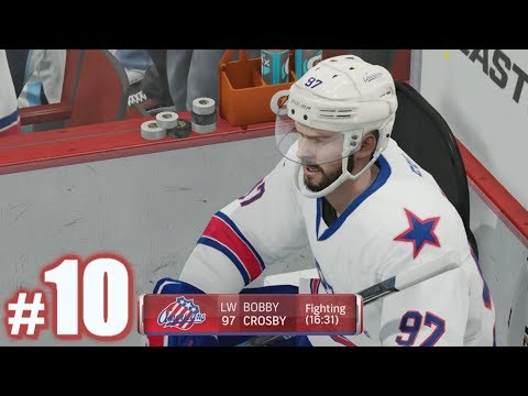 HUGE HITS! | NHL 18 | Be A Pro #10