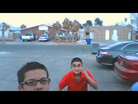 cesar n andrew acting stupid