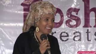 Inspiring Entrepreneur: Founder of Posh Treats in Mogadishu!