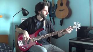 The Alan Parsons Project - I Wouldn't Want To Be Like You (Bass & Guitar Solo Cover)