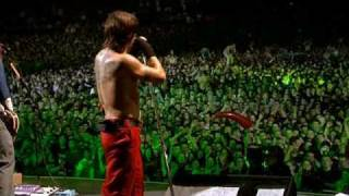 Red Hot Chili Peppers - Throw Away Your Television @At Slane