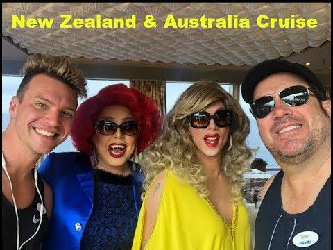 New Zealand And Australia Cruise On Atlantis