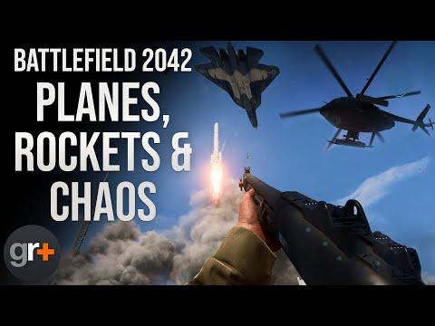 Battlefield 2042 Beta Gameplay