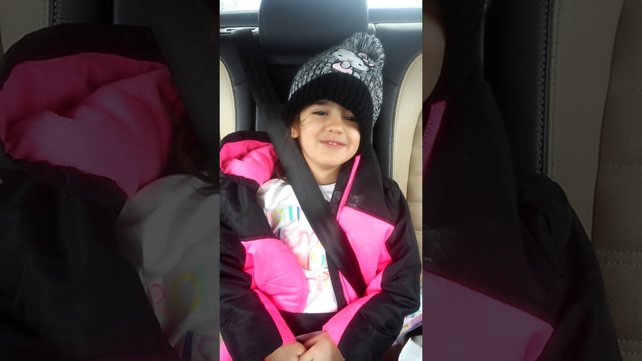 4 Years Old Sings Jump In The Cadillac, Girl Lets Put Some