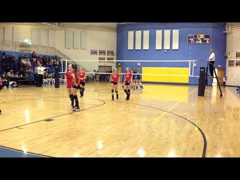 Shady Spring Middle School Varsity 2018 Match 6