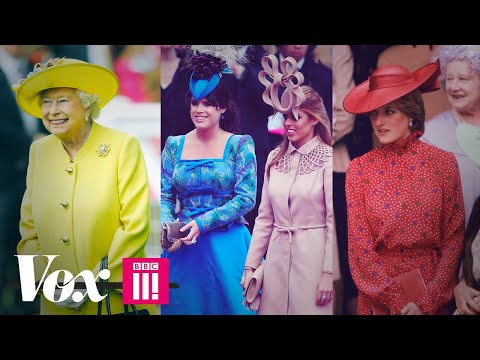Why it's not a British royal wedding without fancy hats