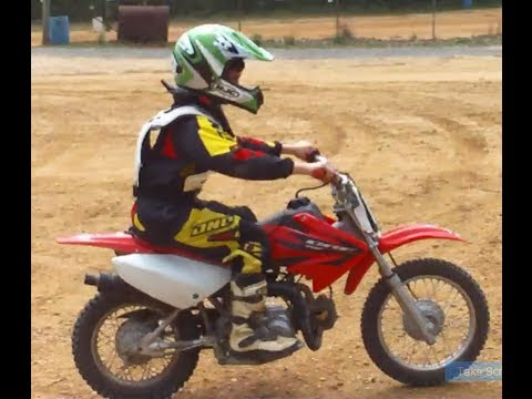 Honda Crf 70 Dirtbike Youtube