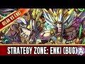 watch he video of STRATEGY ZONE: Enki (Bug Gilgamesh, 4 turni WITHOUT NATSU)