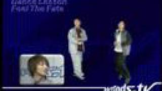 w-inds. - Dance Lesson-Feel The Fate