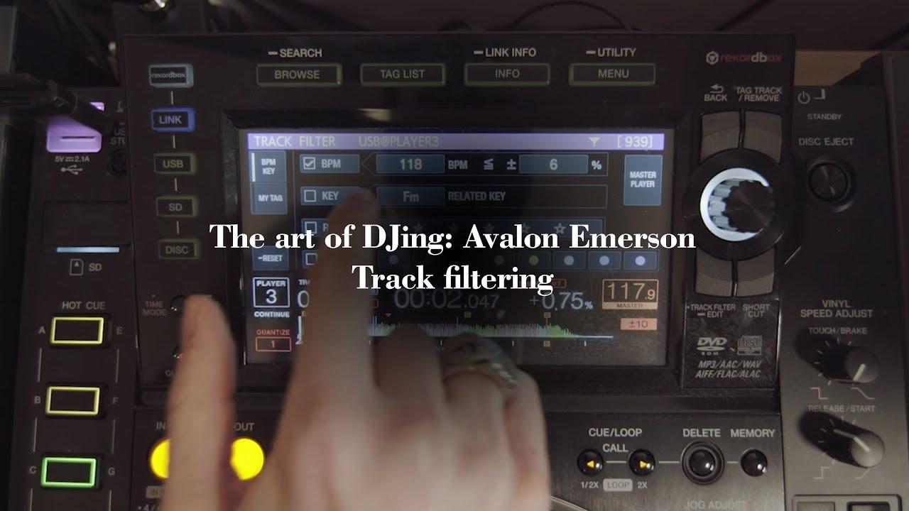 RA: The art of DJing: Avalon Emerson