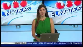 Emisión Meridiana El Noticiero Televen - Jueves 23-03-2017