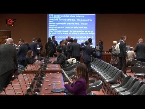 IGF 2017 - day 2 - WK XXI - WS34 - A Digital Geneva Convention to protect cyberspace