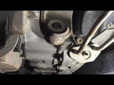 2008 Chevy Equinox checking, changing, replacing automatic transmission fluid ATF