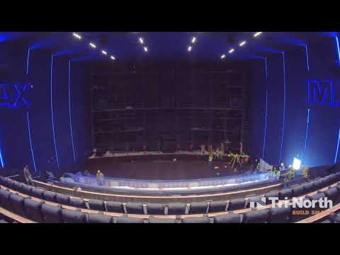 Fridley Theaters Palms IMAX Time-Lapse