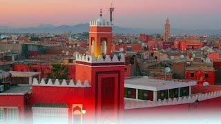 Марокко - сказка дивного востока.  Фильм второй