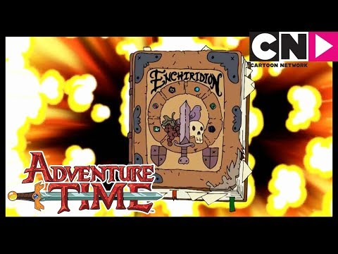 The Enchiridion! is listed (or ranked) 18 on the list The Best Episodes of Adventure Time