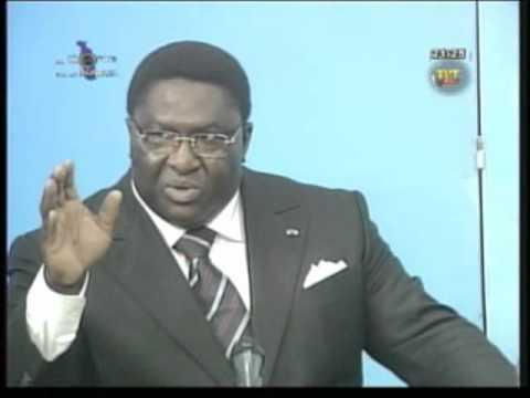 De l'arrogance à la déchéance - Pascal Bodjona, vous n'avez plus la parole!