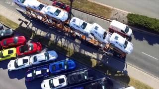 Video Corvette Deliveries by Trailer at Criswell Chevrolet download MP3, 3GP, MP4, WEBM, AVI, FLV Januari 2018