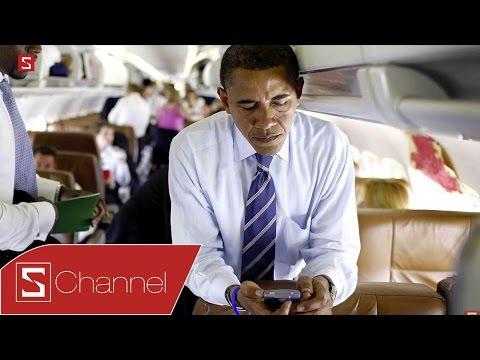 """Schannel - Khám phá bí ẩn chiếc điện thoại """"siêu bảo mật"""" của tổng thống Mỹ Obama"""