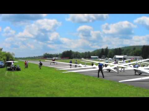 Wurtsboro Airport Soaring Contest 2011