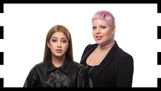 How To Create a Red Smoky Eye with Yvonne MacInnis of Marc Jacobs Beauty   Sephora SEA