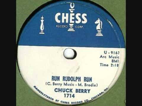 CHUCK BERRYRun Rudolph Run1958