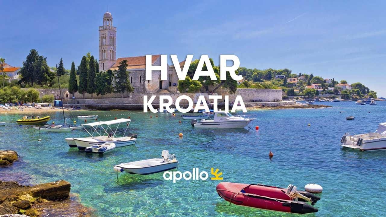 Hvar I Kroatia