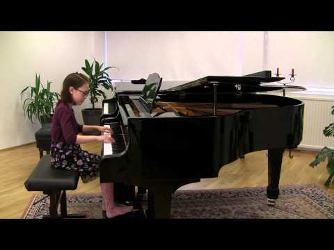 Beethoven, Sonatina in F Major (1st movement) Suzuki Piano Book 5