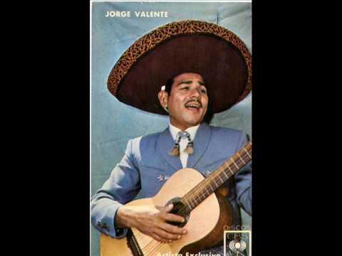 "JORGE VALENTE "" VA CAYENDO UNA LAGRIMA """