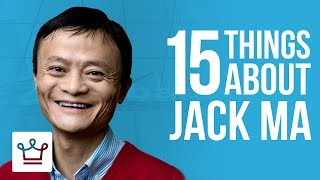 15 Things You Didn\'t Know About Jack Ma
