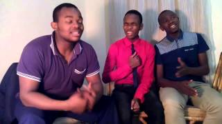 cover of Thina zungu wanqabumusa by junior male voice