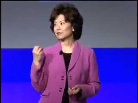 Top Motivational Speaker Secretary Elaine Chao on Her American Success Story