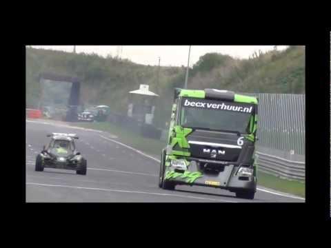 Drift Truck Becx TDS Racing Monster Gymkhana Zandvoort