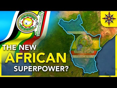 East African Federation: A New African Superpower?