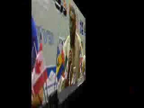 Pur vs República Dominicana (Preolimpico Norceca 2008)