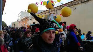 Carnevale a Palombaio, i carri del 2018