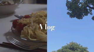일상 Vlog | 제주일상, 여름파스타, 피클만들기, …