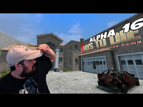 Hello Neighbor | 7 Days To Die Alpha 16 Let's Play Gameplay PC | E06