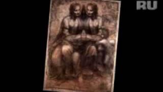 Леонардо да Винчи зашифровал в картинах лик Бога     Видео на RuTube