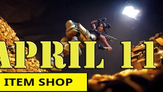 Fortnite Item Shop Update April 11 New Skins - NEW Week 7 Challenges Fortnite Update 8.30 Gameplay