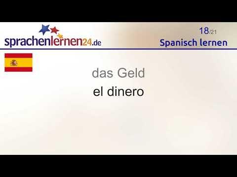 Spanisch Lernen Teil 2 Youtube