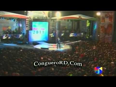 "Rubby Perez - Medley Merengue Clasicos ""En Vivo"" (Fiesta Despedida Telemicro) Dic 31, 2010"