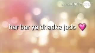 Adhi Adhi Raat Bilal saeed song whatsapp status